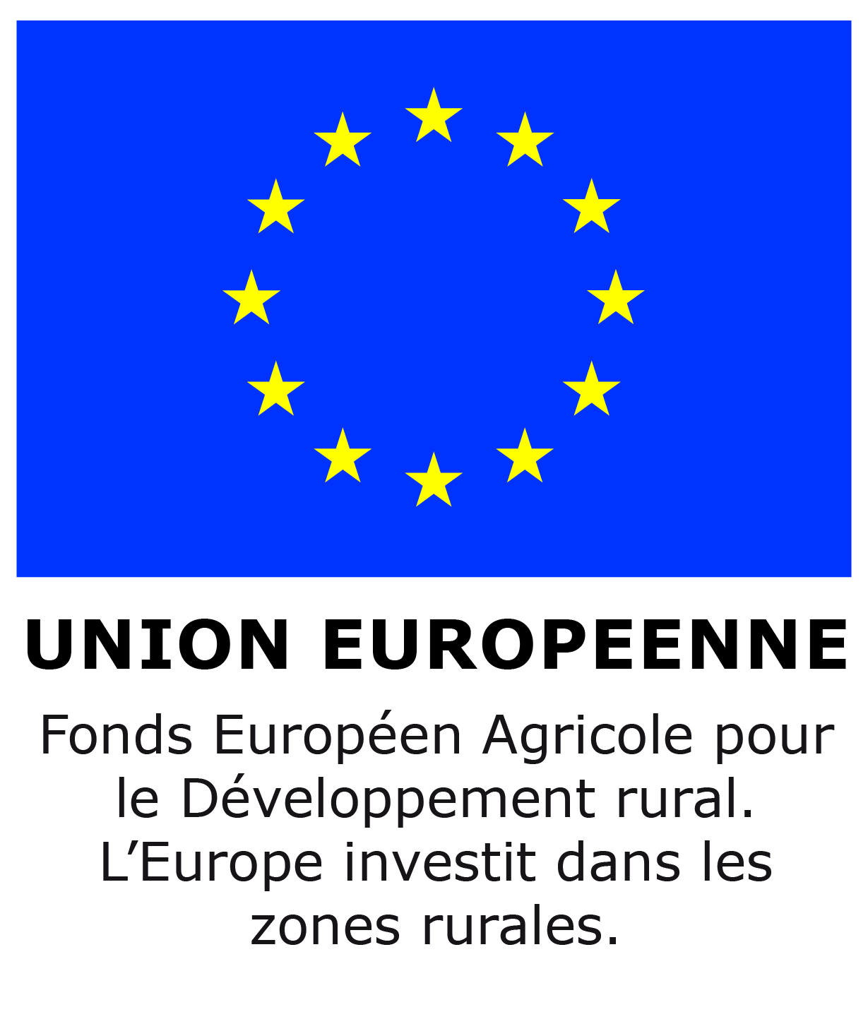 Logo 1 UE FEADER